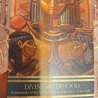 Divine Sisterhood- Daily Oracle Card Isis Oracle!