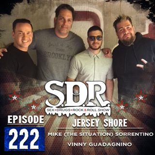 """Mike """"The Situation"""" Sorrentino & Vinny Guadagnino - Jersey Shore"""