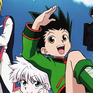 "RADIO GIAFFY - 10/10/19 ""Hunter X Hunter"" (1di6)"