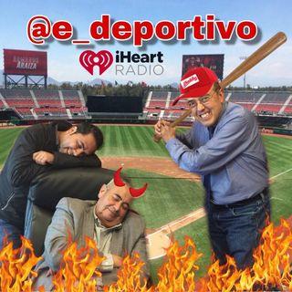 El Infierno Arde en Espacio Deportivo de la Tarde 29 de Agosto 2019
