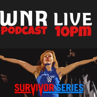 WNR191 WWE SURVIVOR SERIES LIVE KICKOFF