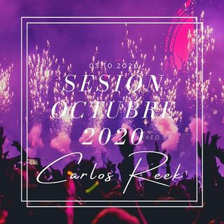 House Sessions october 2020 Carlos Reek