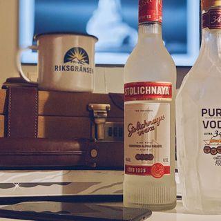 Avsnitt 251: En vodka & Ramlösa