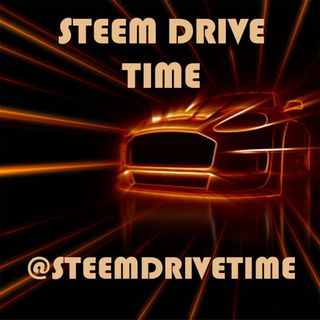 Steem Drive Time Ep. 1