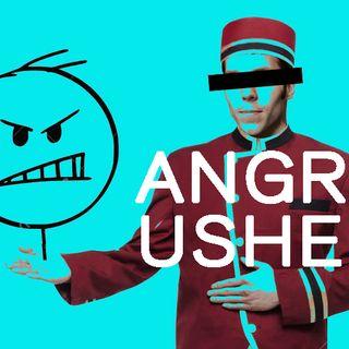 Angry Usher