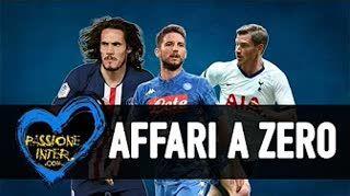 10 colpi di calciomercato a parametro zero... per l'Inter?