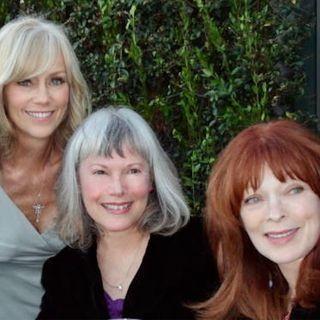 Edge's Angels - Terry Davis, Frances Fisher, Sharon Gabet 2-18-2021