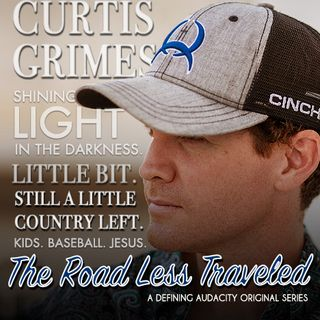 Curtis Grimes: Shining light in the darkness