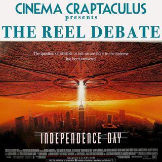 """REEL DEBATE 02: """"Independence Day"""""""