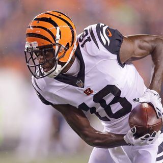 One-on-one with AJ Green