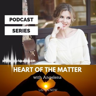 Heart Of The Matter - Angelena Interviews KLP