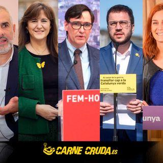 Carne Cruda - Elecciones en Cataluña: El día después (#817)