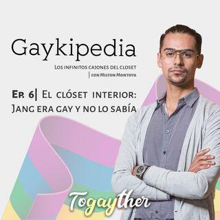 El closet interior: Jang era gay y no lo sabía