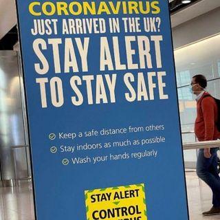 Random Rants: Covid Pass? For travel?