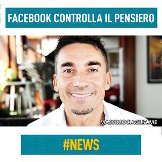 Facebook controlla il pensiero