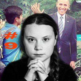 Raúl Cazagonza #9 - Greta Thunberg para el mundo.