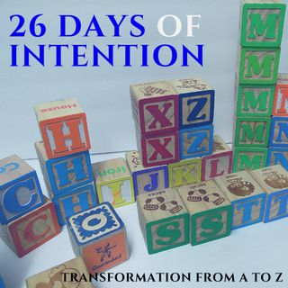 26 Days of Intention: How To - Ground Rules