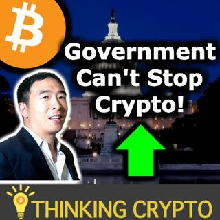 CRYPTO CAN'T BE STOPPED Says Andrew Yang - Congressman Emmer Talks Bitcoin, ETH & XRP - Bittrex $300 Million Insurance