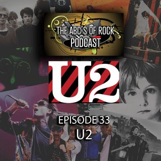 "U2 - ""Got a Speedball In My Head"" - Episode 33"