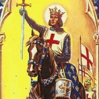 San Luigi IX, re di Francia: un modello per politici e capi di stato
