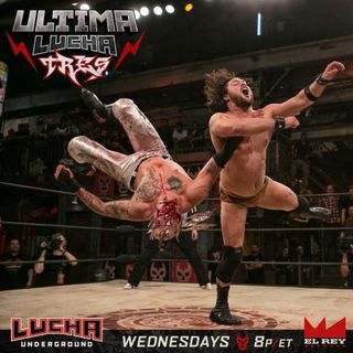 The Game Changer! Ultima Lucha Tres Review with Max!