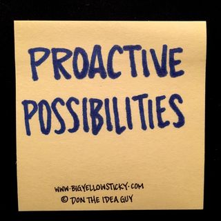 Proactive Possibilities : BYS 133