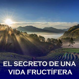 El secreto de una vida fructífera