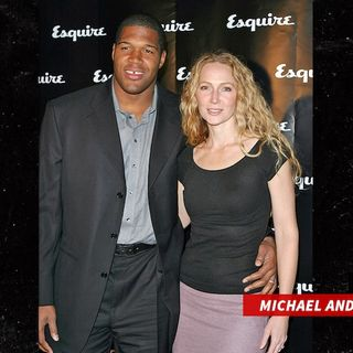 Michael Strahan Faces Off Ex Wife In Court