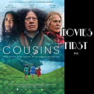 Cousins (Drama (New Zealand) (the @MoviesFirst review)