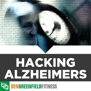 Biohacking Alzheimers, Age Reversal, Young Blood, Stem Cells, Exosomes & More!