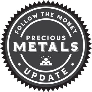 Precious Metals Market Update - Tom Cloud (8/1/18)