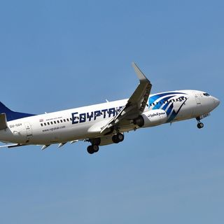 Evidence Points To Explosion On EgyptAir Flight