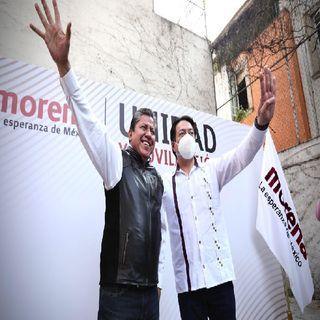 David Monreal, será candidato de Morena a gubernatura de Zacatecas