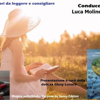 RUBRICA speciale libri:Biglietto sola andata di ALESSANDRA SOLINA