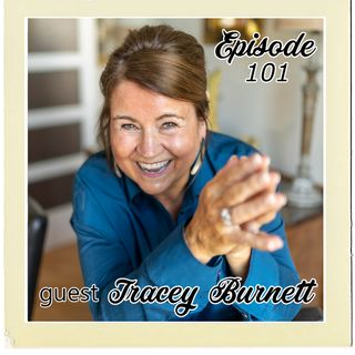 The Cannoli Coach: LinkedIn Strategist, Expert Marketer, and British Through and Through w/Tracey Burnett | Episode 101