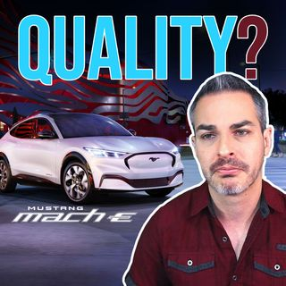 220. Ford Mustang Mach-e Quality w/ Alex Guberman | E for Electric