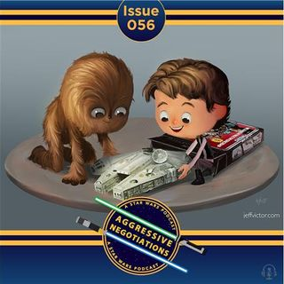 Issue 056: Favorite Star Wars Toys