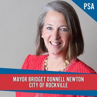 Rockville Mayor Bridget Donnell Newton