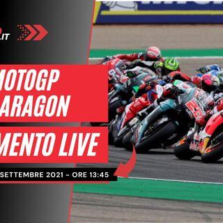 MotoGP | GP Aragon 2021 - Commento LIVE gara