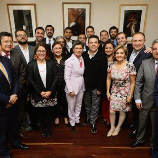 Entrevista en El Doradio Radio sobre el proyecto Región Metropolitana Bogotá-Cundinamarca