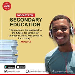 Podcast For Education - Secondary School
