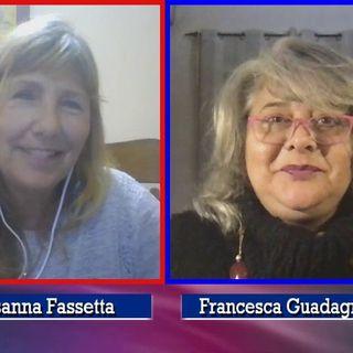 523 - Dopocena con... Susanna Fassetta e Francesca Guadagno - 25.03.2021