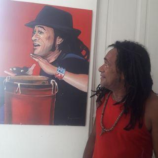 Historias de vida construyen el buen vivir. José Duluc: cazador de sonidos afrodominicanos y de conexiones caribeñas