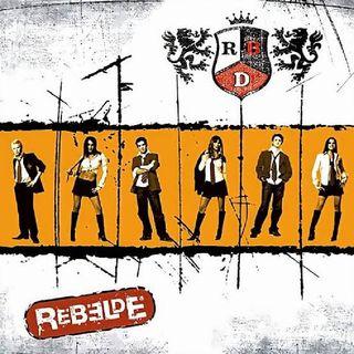 Álbum Rebelde – Pistas 5 Al 8