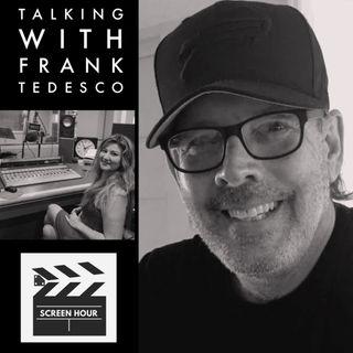 Karla Campos Chats With Actor Frank Tedesco