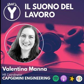 """""""Il Suono del Lavoro"""" con Valentina Manna CAPGEMINI ENGINEERING"""