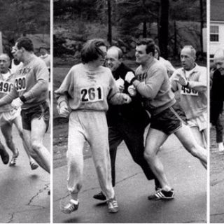 177 - Jock and The Boston Marathon Women