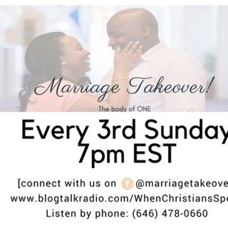 """Marriage Takeover With Rev. Eric and Rev. Temeka Thompson: Episode 14"