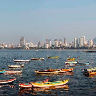 Viaggio in India - 02 Mumbai, M.me Vora e tramonti sul Mar d Arabia compresso