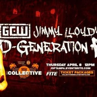 ENTHUSIATIC REVIEWS #172: GCW Jimmy Lloyd's D-Generation F 2021 Watch-Along